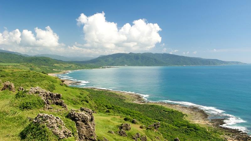 """Đi trốn"""" tới Kenting - cực nam Đài Loan"""