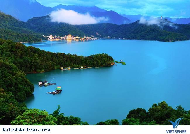 7 địa điểm nổi danh của miền Trung Đài Loan