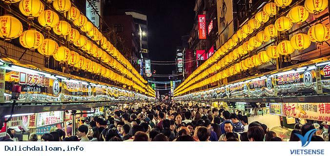 Chợ đêm Phùng Giáp Đài Loan,cho dem phung giap dai loan