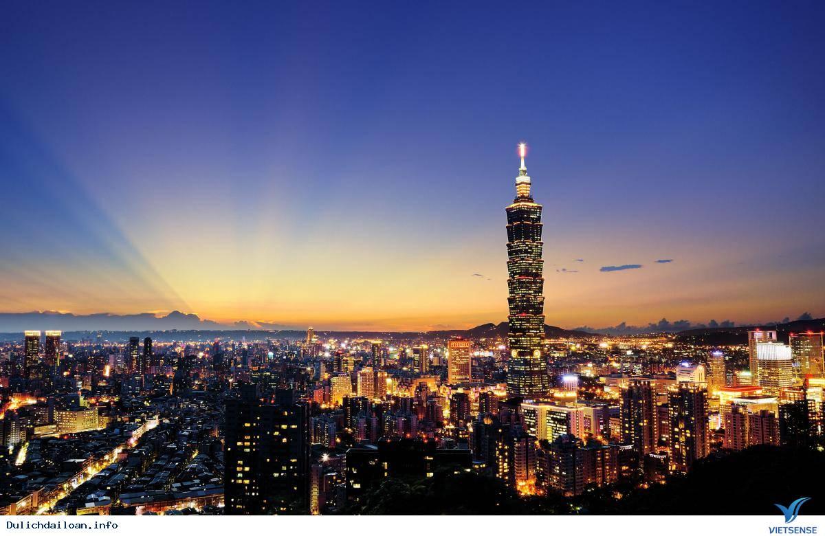 Tour Du Lịch Đài Loan: Đài Bắc - Đài Trung - Cao Hùng 5 Ngày