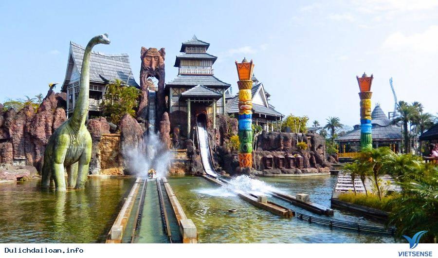 Du lịch Đài Loan theo dấu chân sao Việt