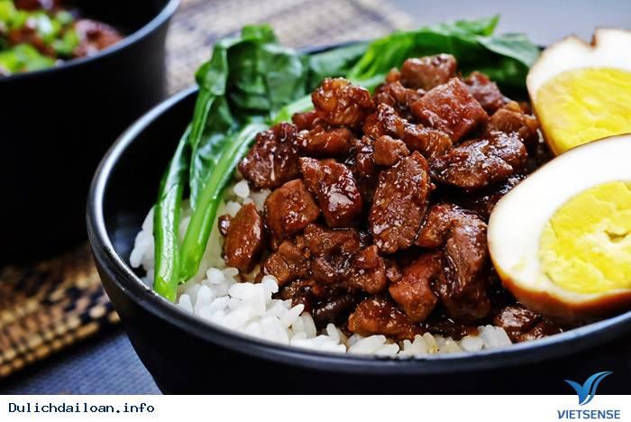 Món thịt kho tàu hấp dẫn xứ Đài