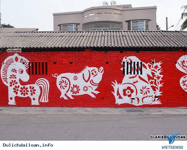 Thăm làng hoạt hình cực xinh xắn ở Đài Loan