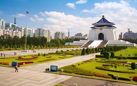 Tour Du Lịch Đài Loan 5 Ngày 4 Đêm Khởi Hành Tháng 10