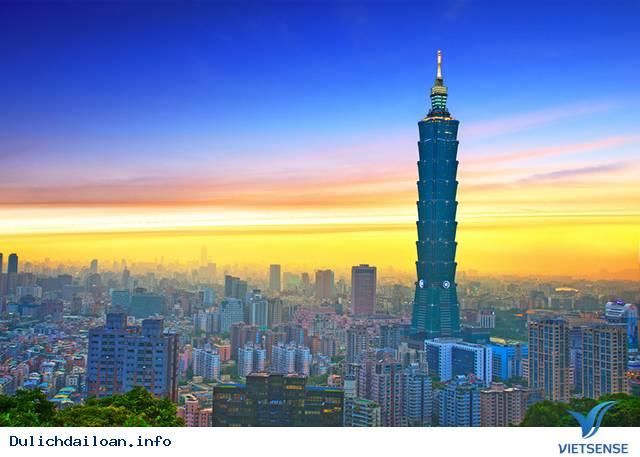 Tour Du Lịch Đài Loan 5 Ngày 4 Đêm Khởi Hành Tháng 11