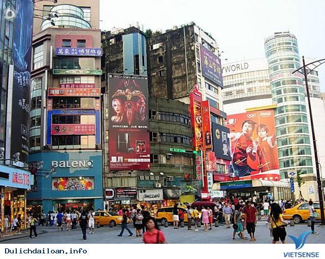 Trung tâm thương mai Ximending Đài Loan điểm mua sắm tuyệt vời cho các tín đồ shopping,trung tam thuong mai ximending dai loan diem mua sam tuyet voi cho cac tin do shopping